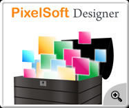 pixelsoft Design- web logo design